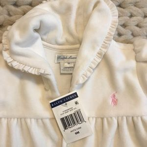 NWT Ralph Lauren baby outfit